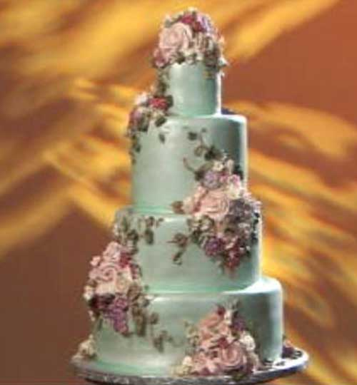 Amazing Wedding Cakes Designed By The Cakegirls Cake
