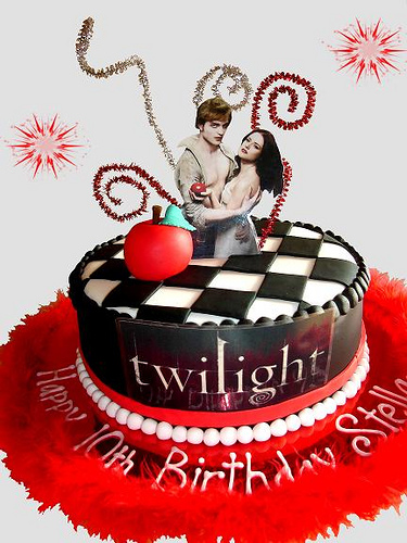 My Favorite Twilight Saga Cakes Catch My Party