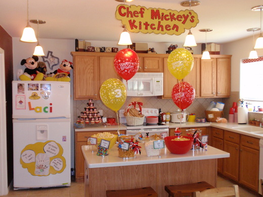 Exceptionnel Homemade Mickey Mouse Kitchen Sign