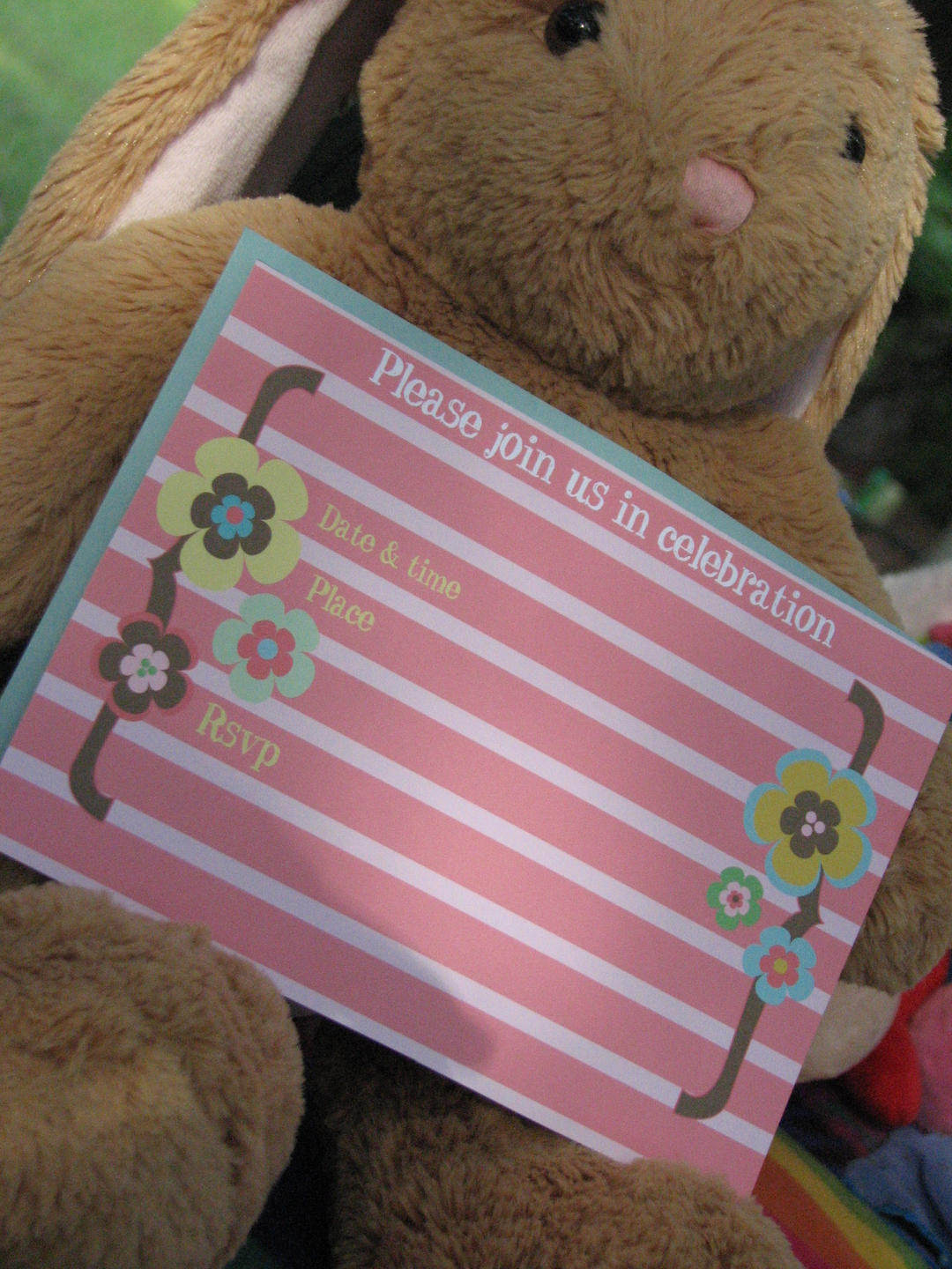 FREE Tea Party Printables From Sugarsticks Parties