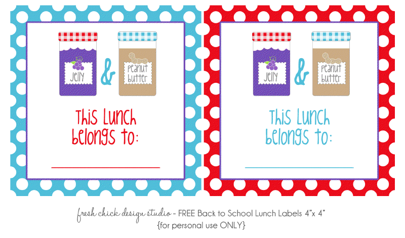 photograph about Free Printable Book Labels identify Totally free Again toward University Guide Labels and Lunch Labels versus Refreshing