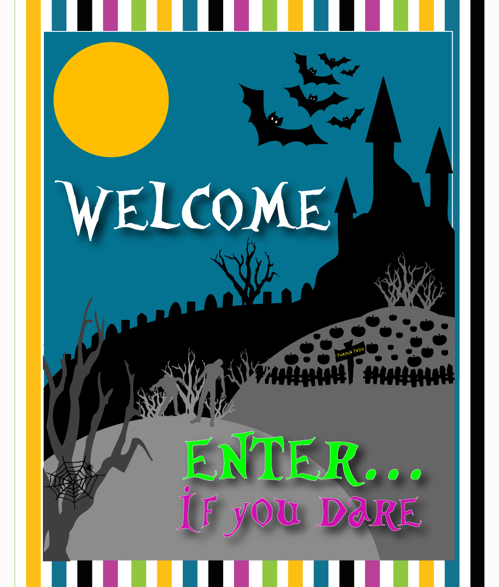 It's just a picture of Refreshing Free Halloween Printables