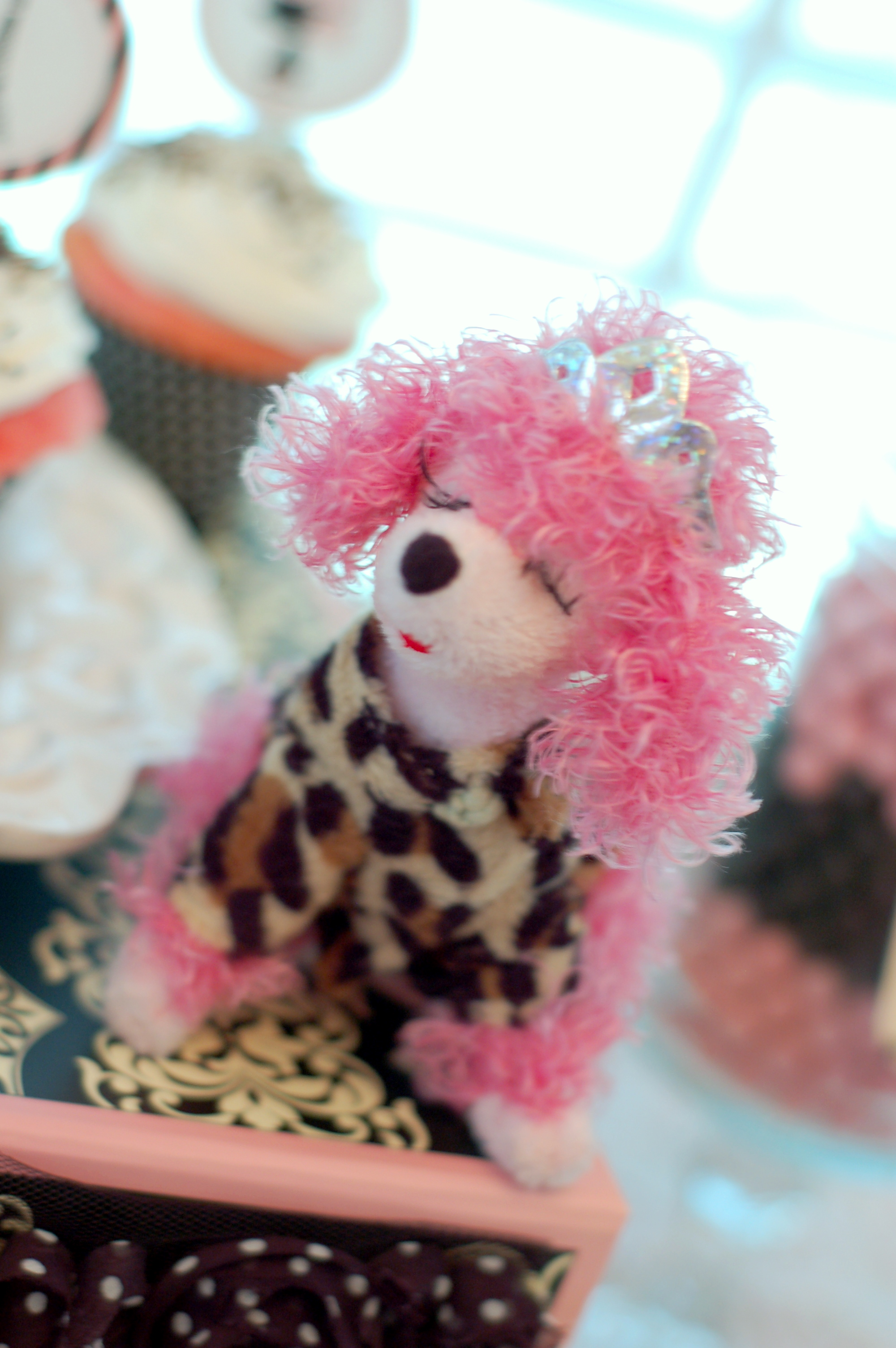PARTY ON A BUDGET: A Pink Parisan Patisserie Birthday for $74 ...