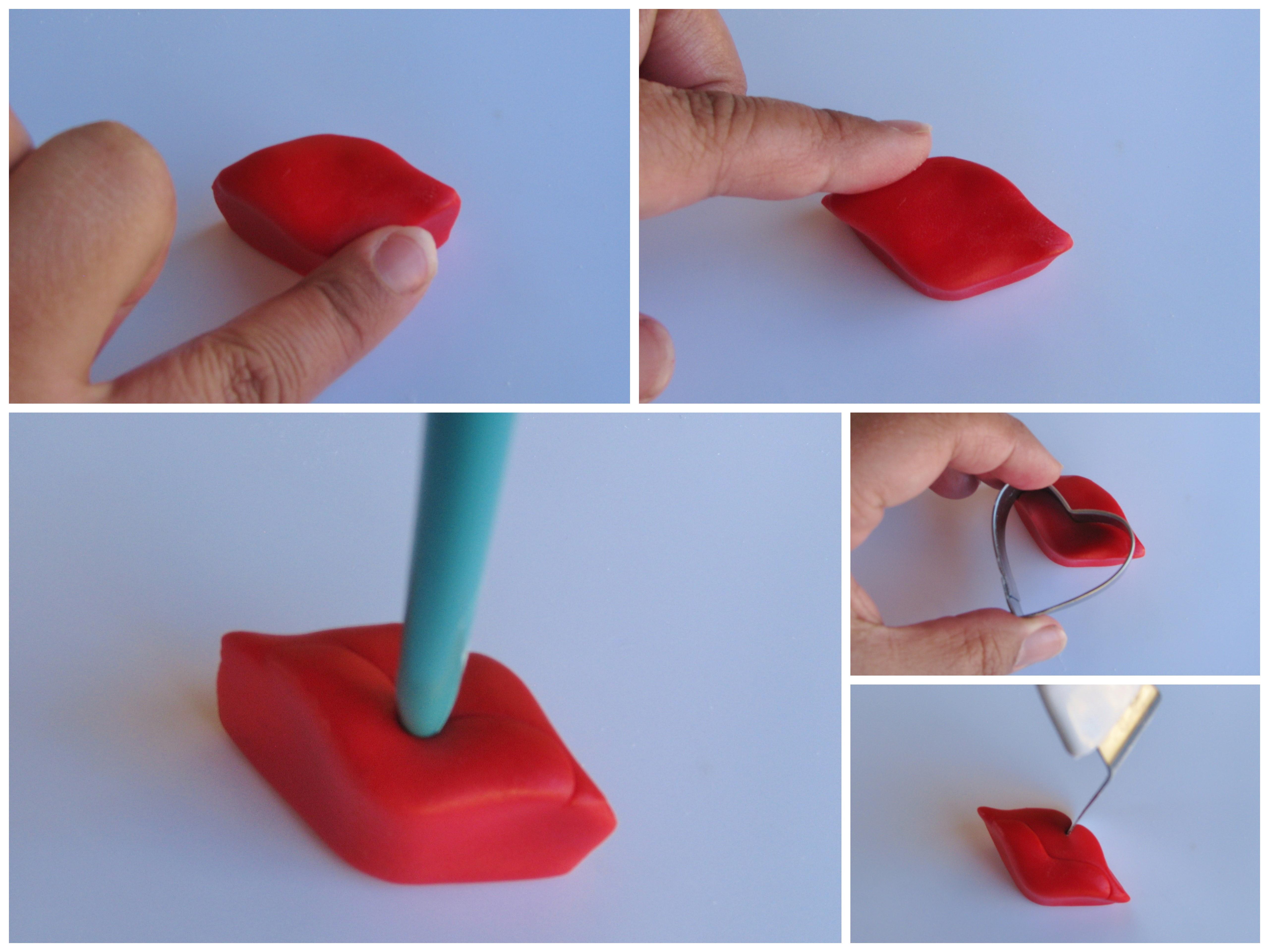Как сделать коралл из мастики мастер класс