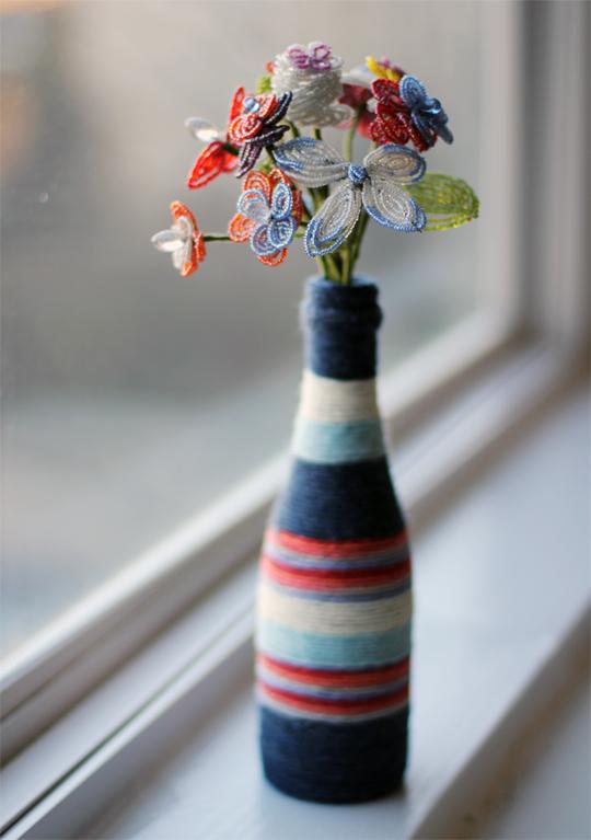 Making Vases Out Of Wine Bottles Home Design