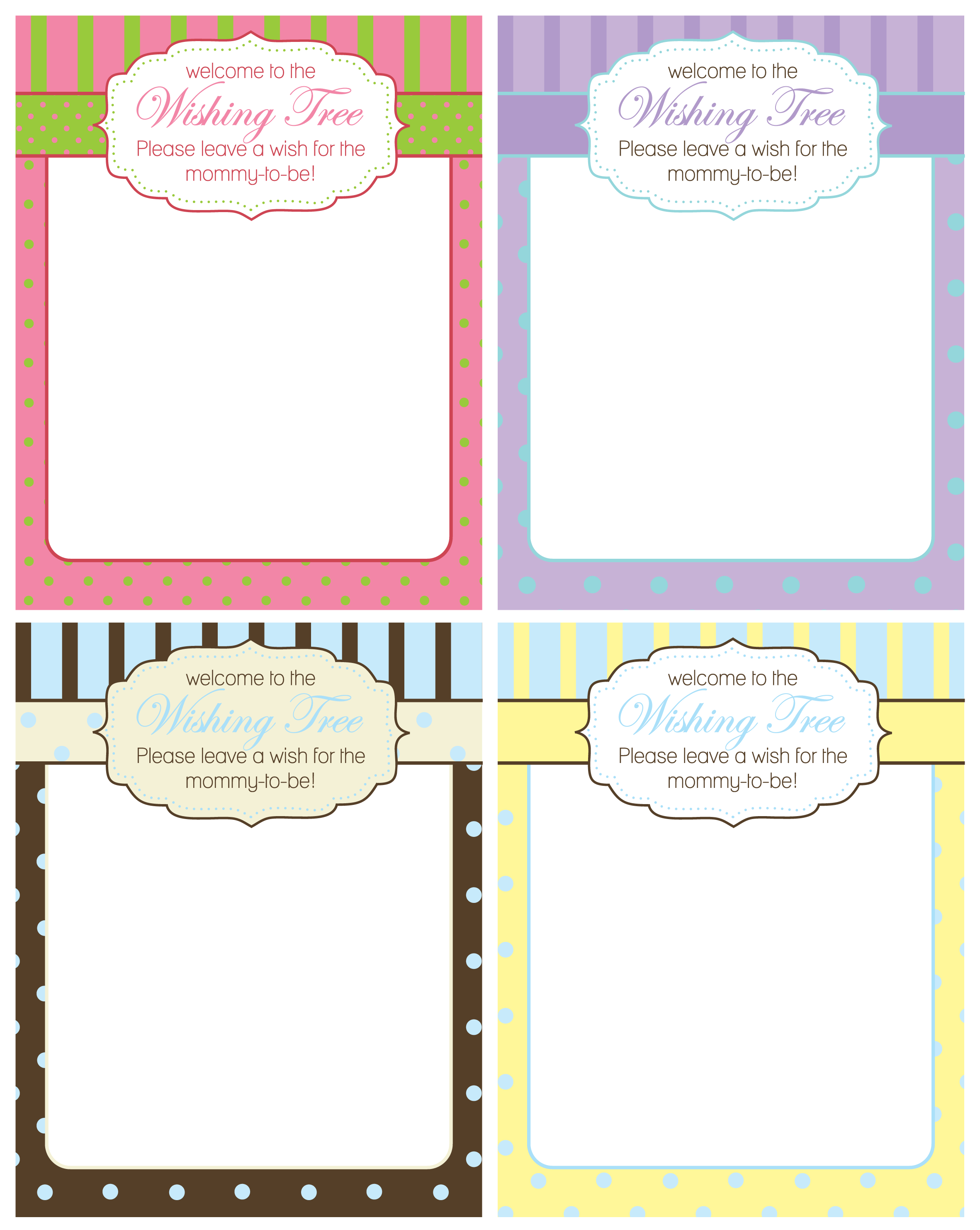 baby boy or baby girl shower download the free baby shower printables