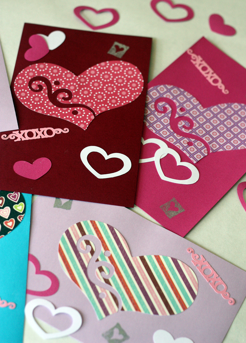 DIY: My Homemade Valentine Cricut Project
