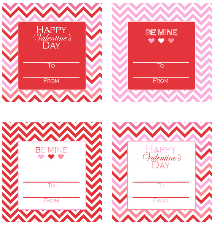 MORE FREE Valentineu0027s Day Printables From Our Readers
