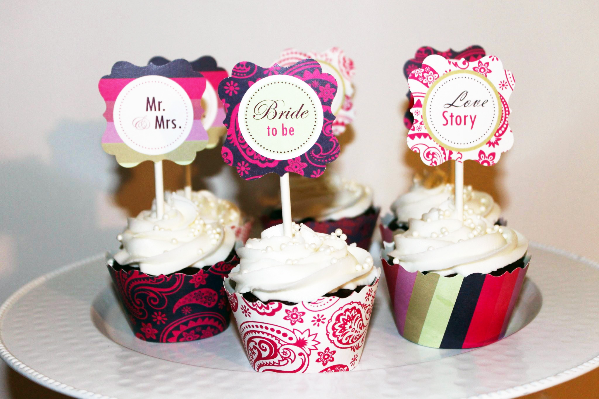 Kitchen Tea Themes Free Bridal Shower Printables From Wanessa Carolina Creations