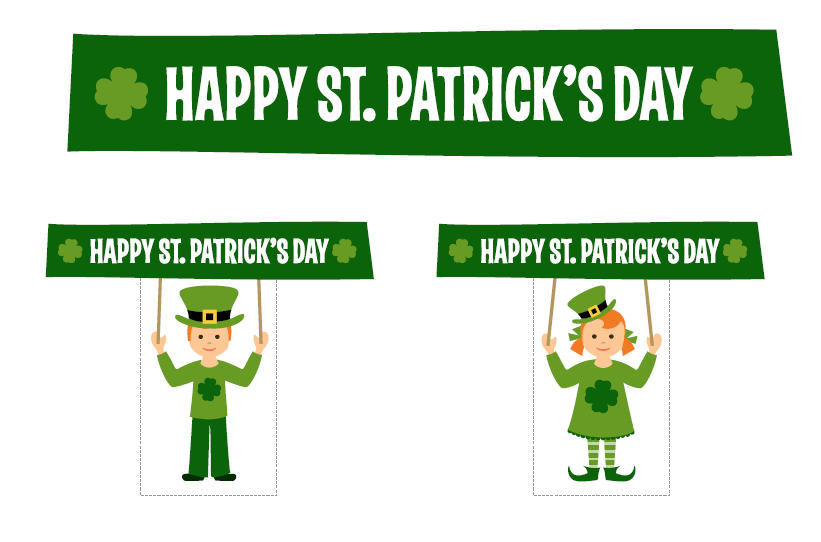 Free St Patrick S Day Party Printables From Love Party