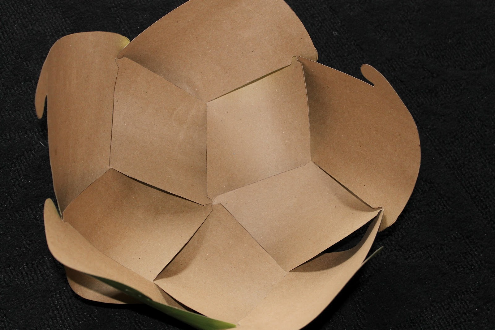 How To Make Colored Paper Spheres