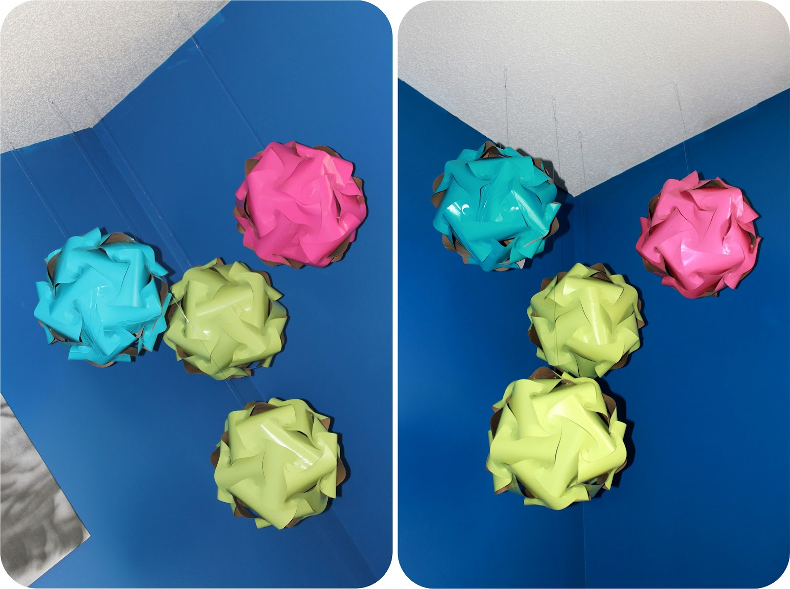 How to make colored paper 5