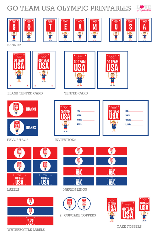 graphic regarding Printable Olympic Schedule referred to as Cost-free \