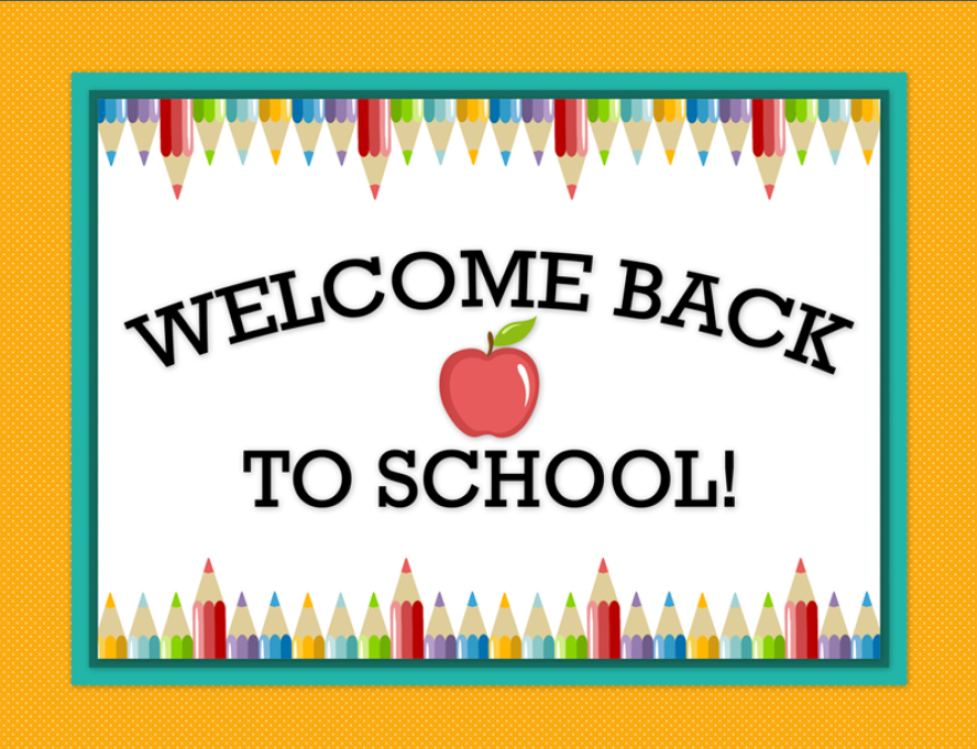 Image result for welcome back to school banner
