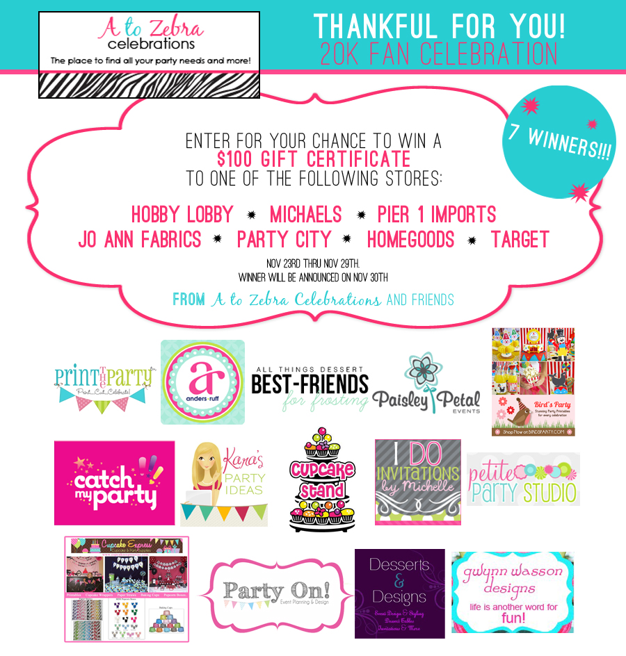 $700 Gift Card Giveaway! Win a Gift Certificate to Target, Pier 1 ...