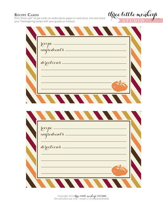 This is a graphic of Critical Free Printable Thanksgiving Cards
