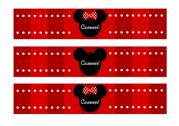 Minnie Mouse Personalized Invitations as nice invitations template