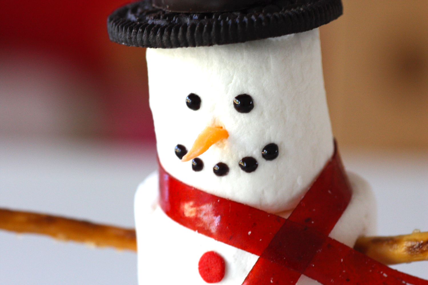 diy marshmallow snowman cupcakes catch my party
