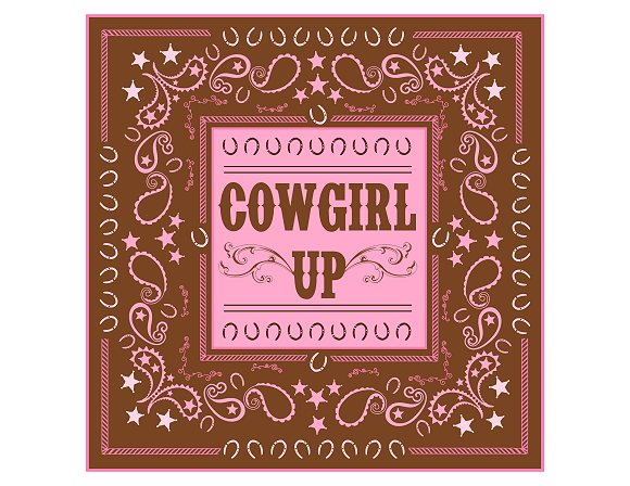 free cowgirl birthday party printables from printabelle
