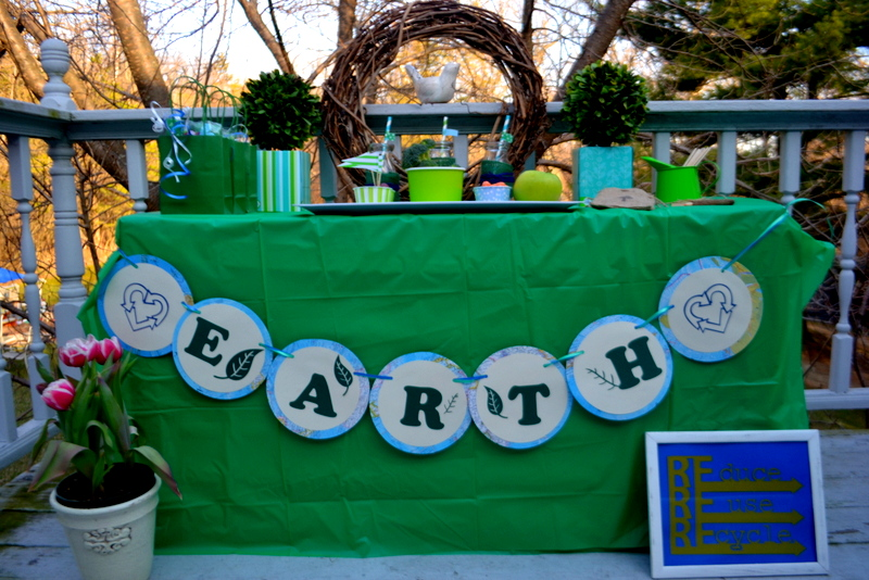 PARTY ON A BUDGET Earth Day Catch My Party