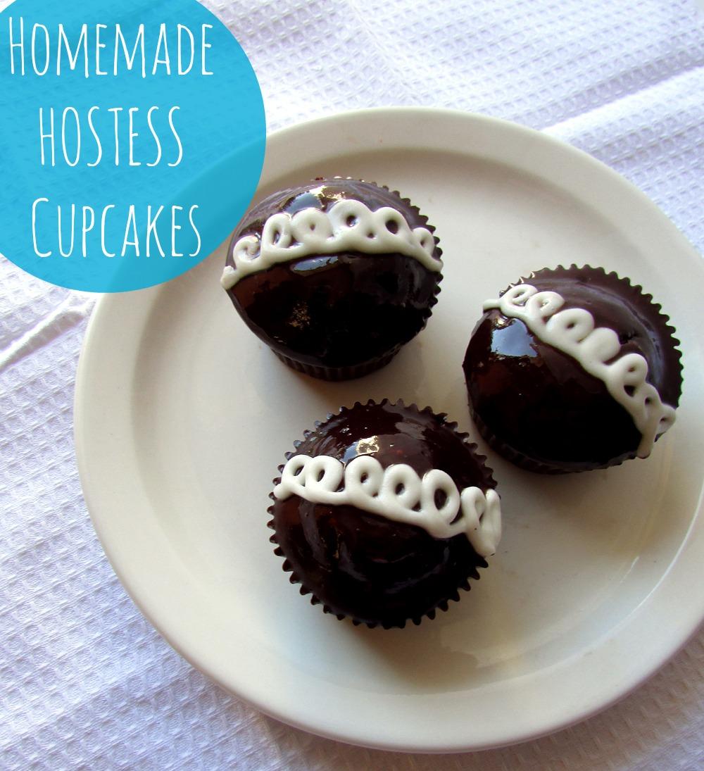 RECIPE} Homemade Hostess Cupcakes | Catch My Party