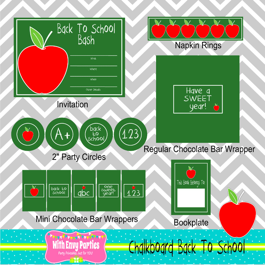 These Back to School Free Printables are just what you need to get kids ready for school. From teacher gifts, lunch box notes, tags and labels, to free weekly calendars and free printable bookmarks you're sure to find what you need.