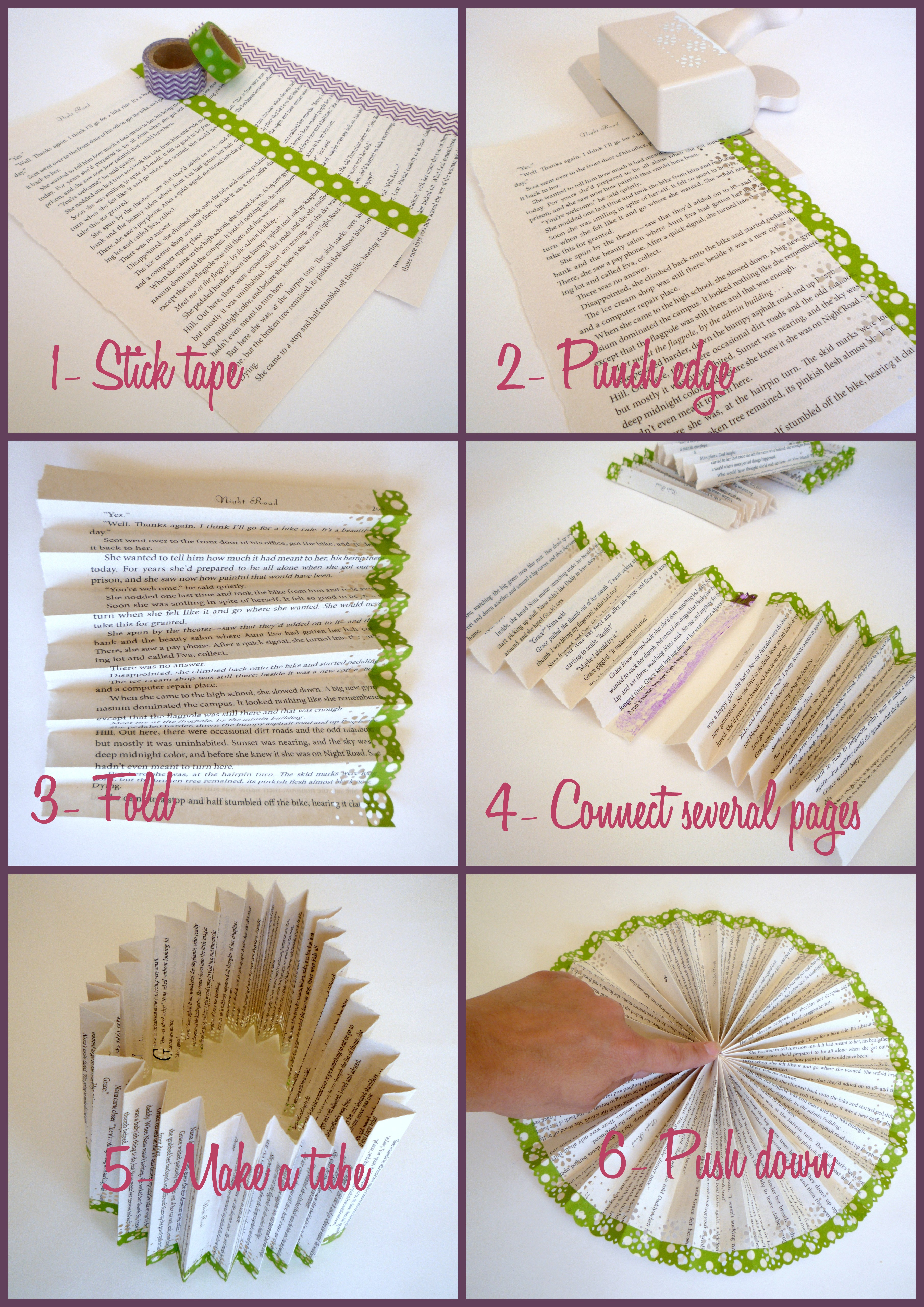 how to make a paper fan step by step. paper fans-001 2 pin it how to make a fan step by