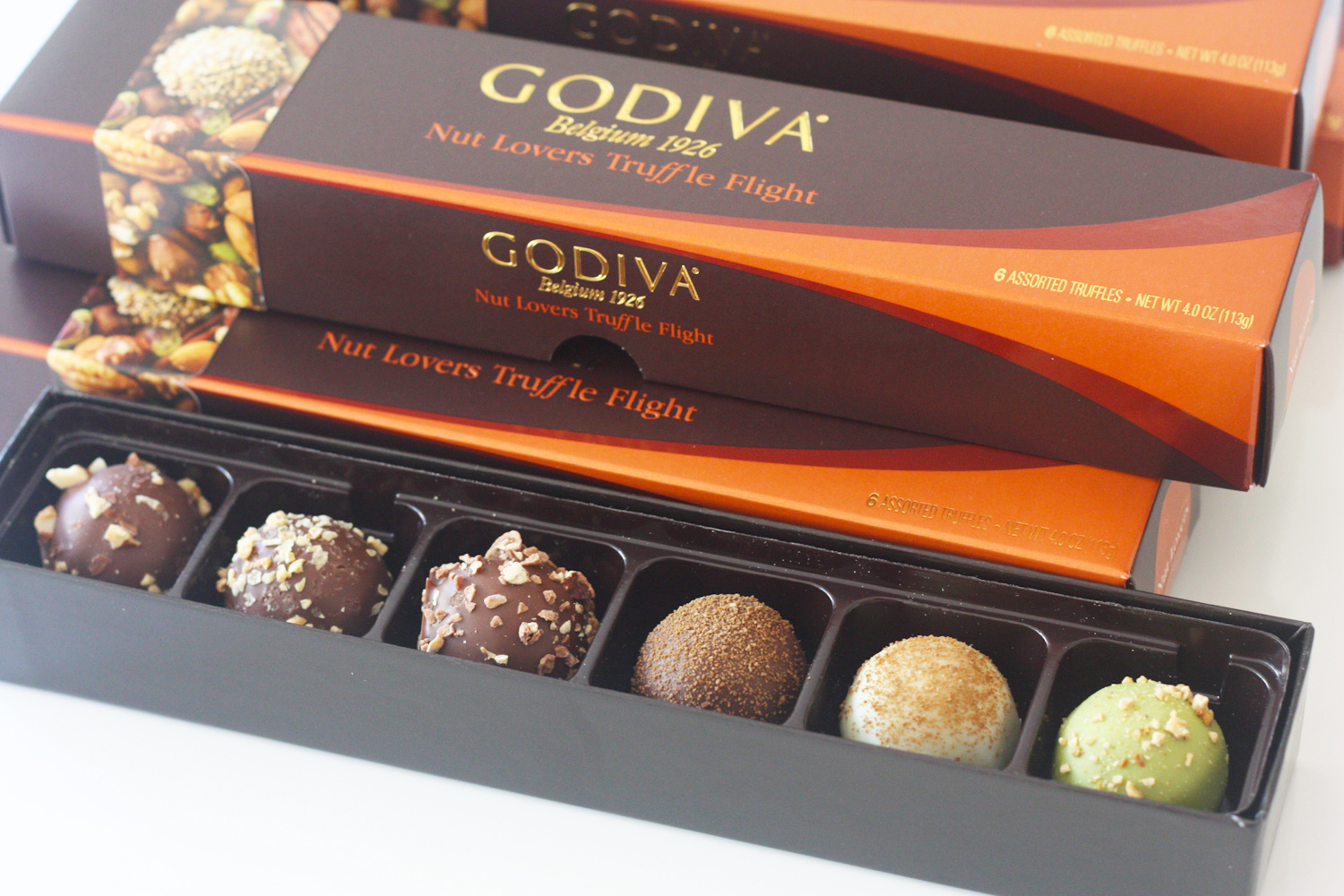 Pairing food and wine with chocolate truffles catch my party for Go diva