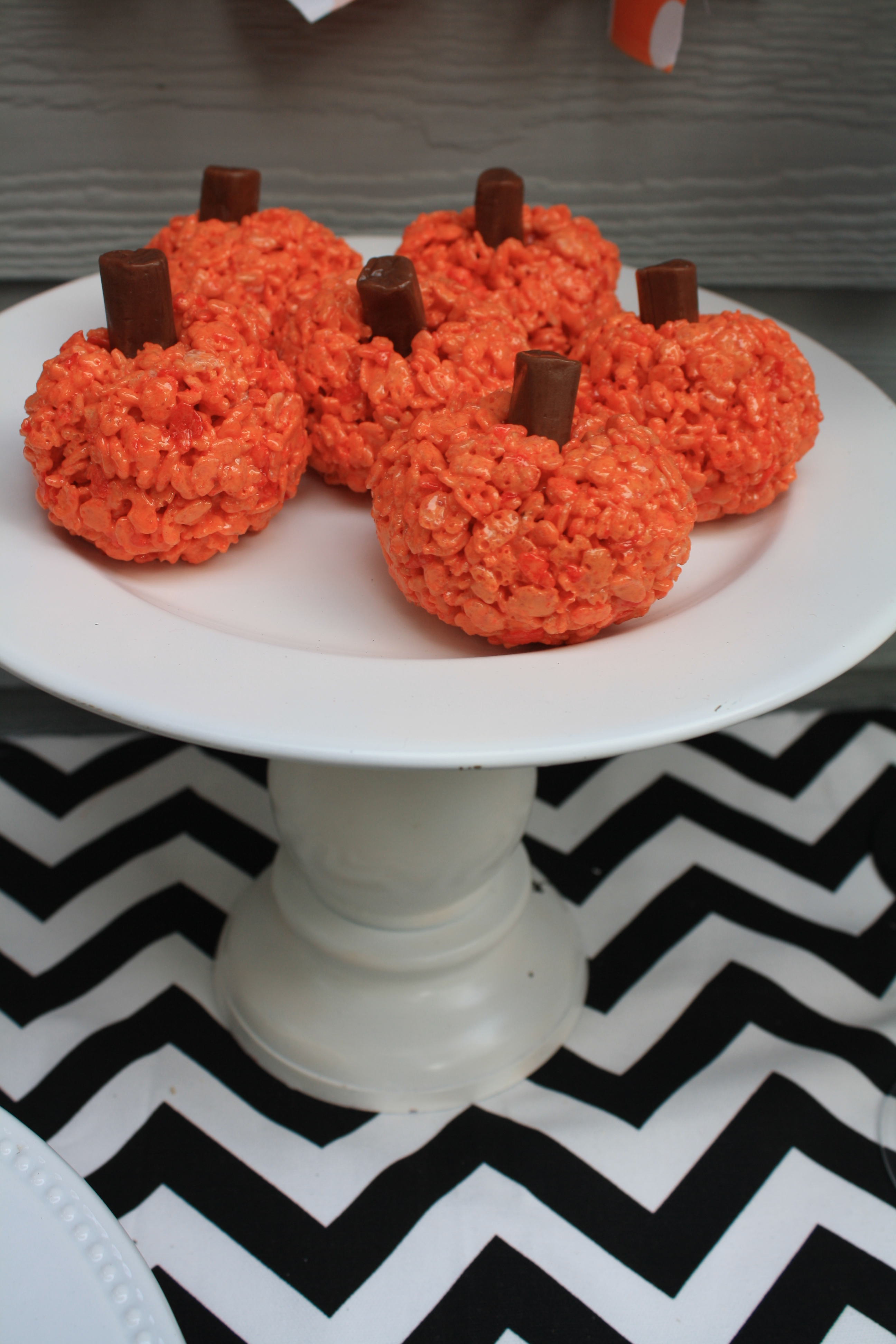 Rice Krispies Treats Halloween