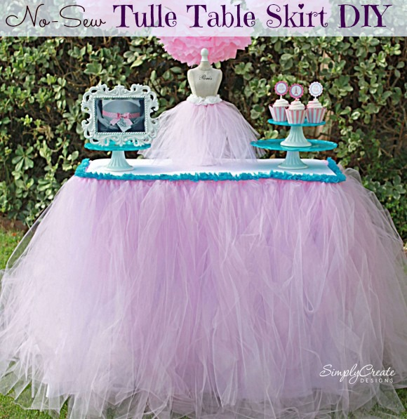 Fold Down Sewing Table picture on no sew tulle table skirt diy tutorial with Fold Down Sewing Table, Folding Table 1b7cb66adc49d0417a576773564014f1