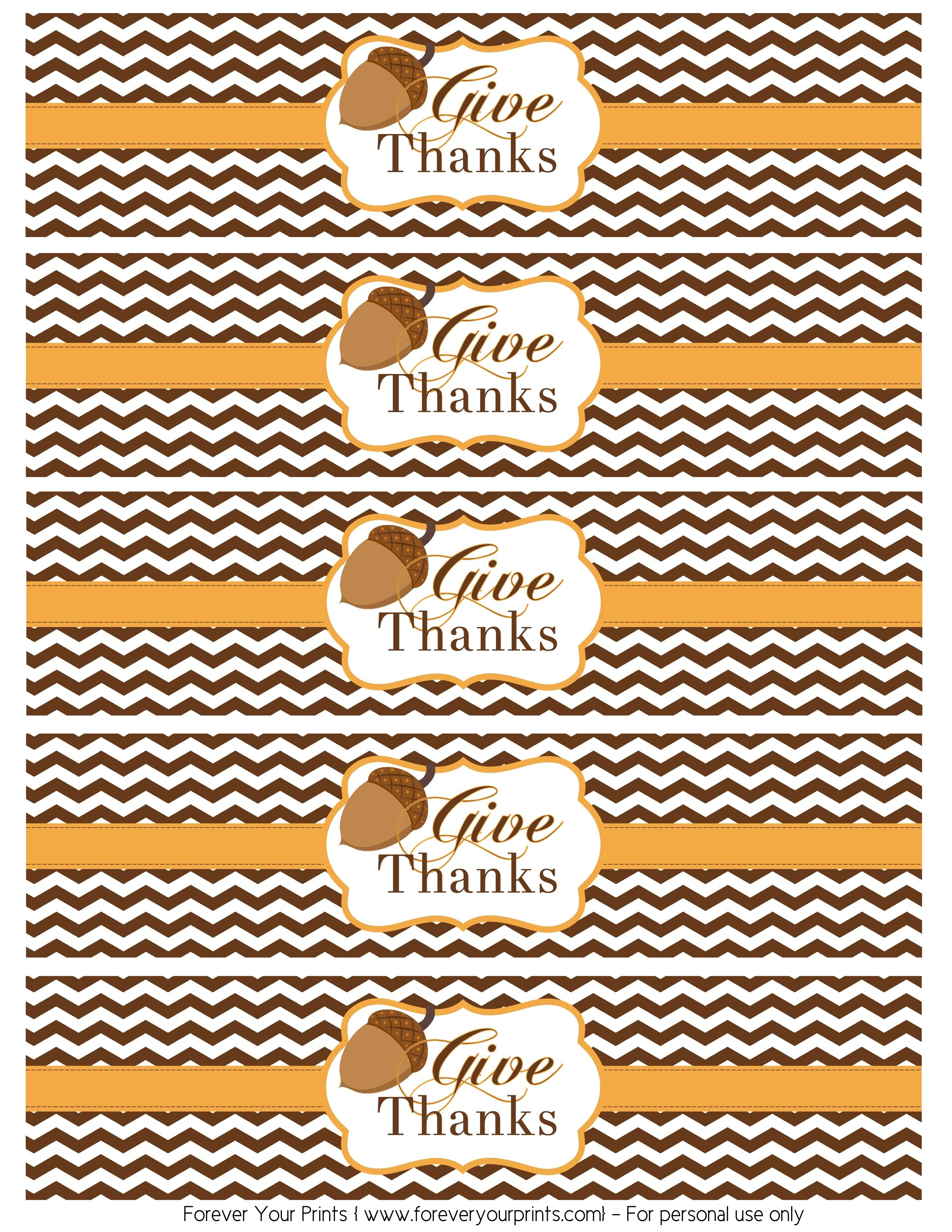 free thanksgiving printables from forever your prints catch my party