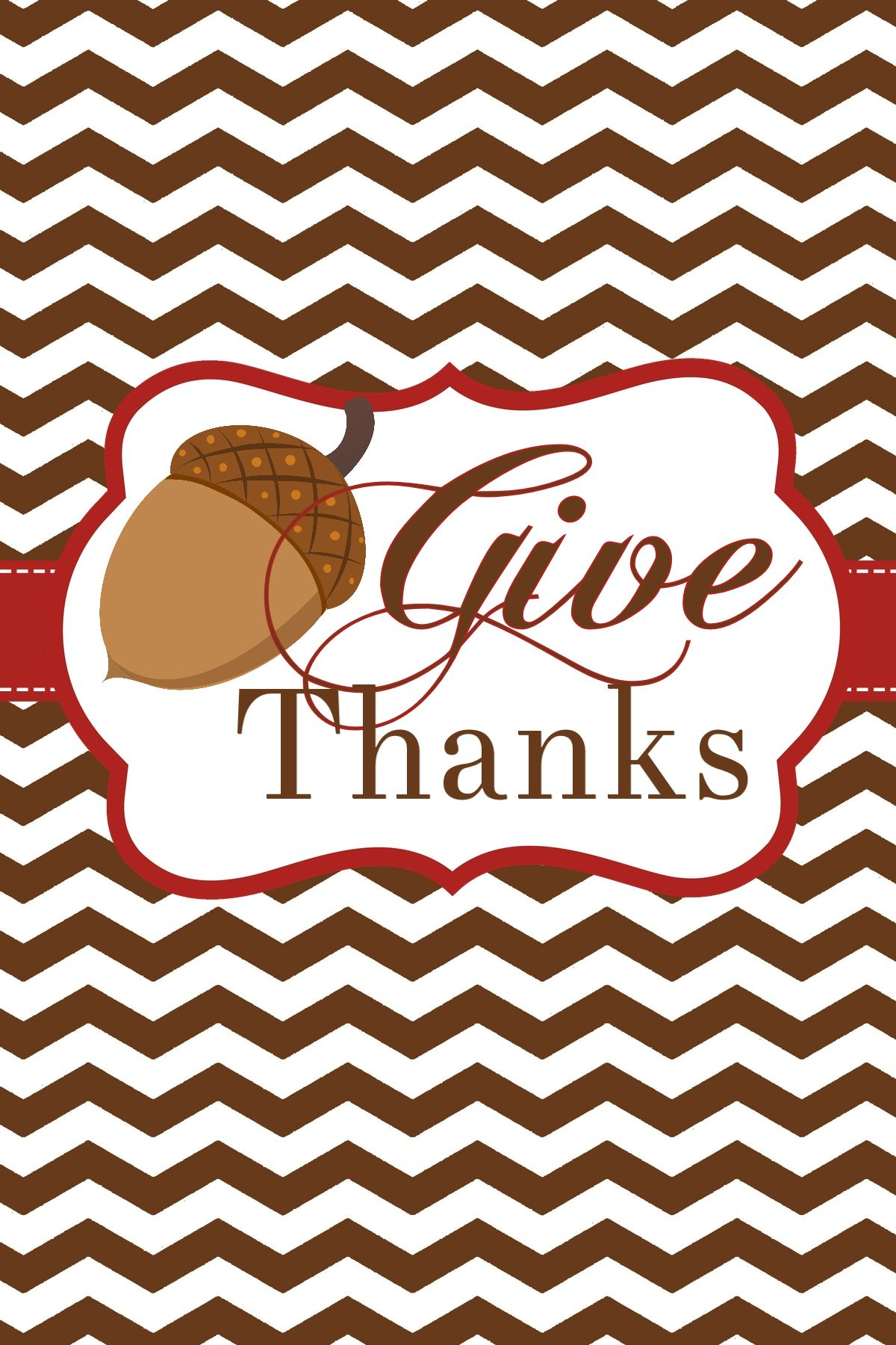 Free Thanksgiving Printables From Forever Your Prints