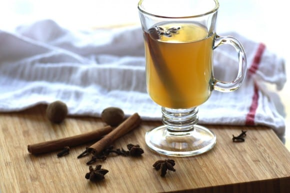 Rum spiced cider recipe