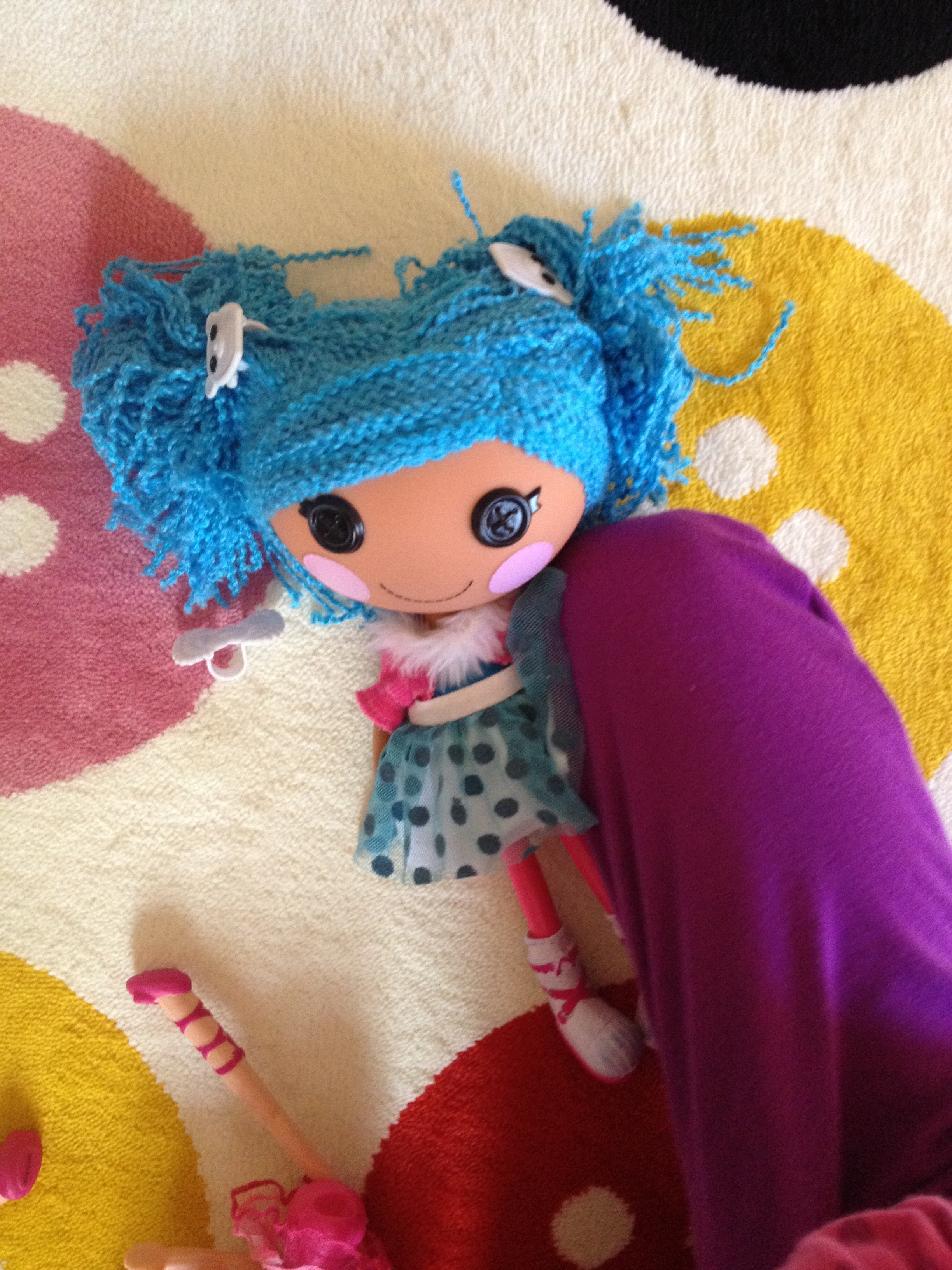 Lalaloopsy Dolls and Great Girl Birthday Party Ideas