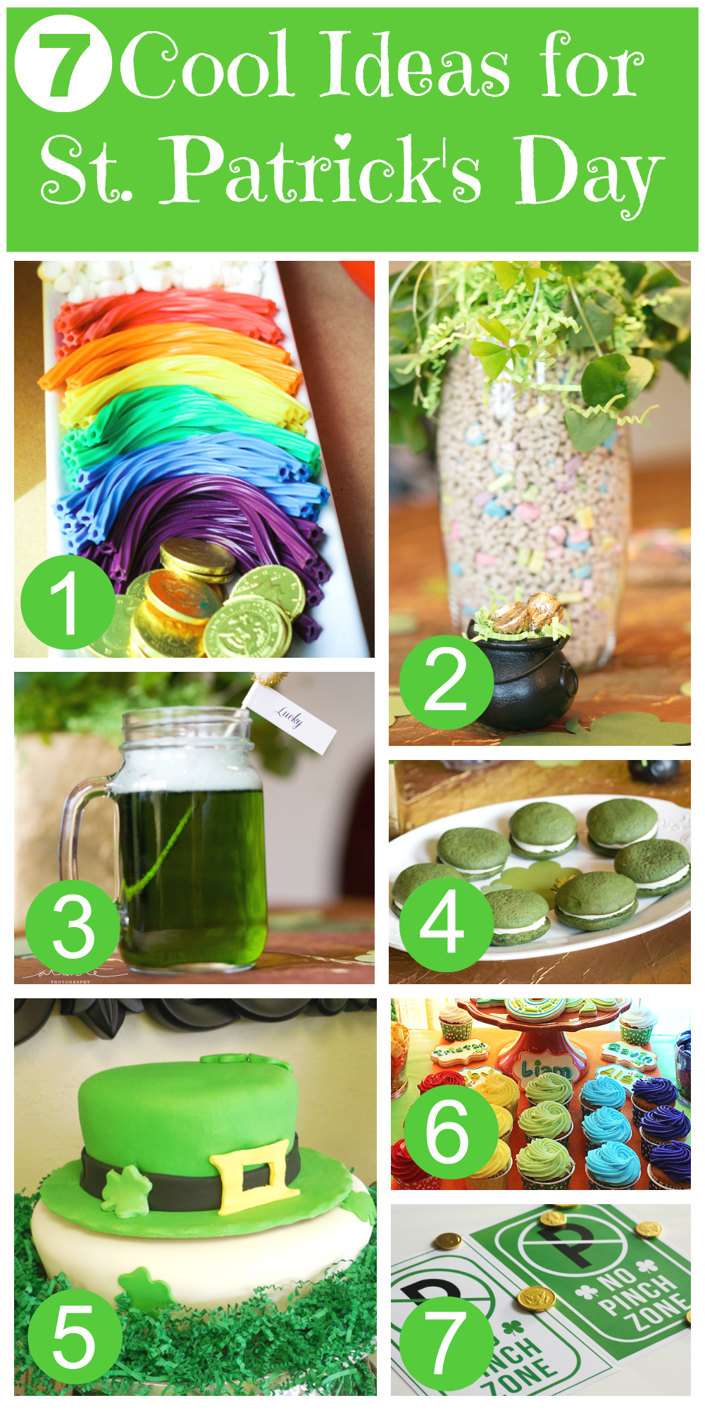 7 Cool Party Ideas For St. Patrick's Day!