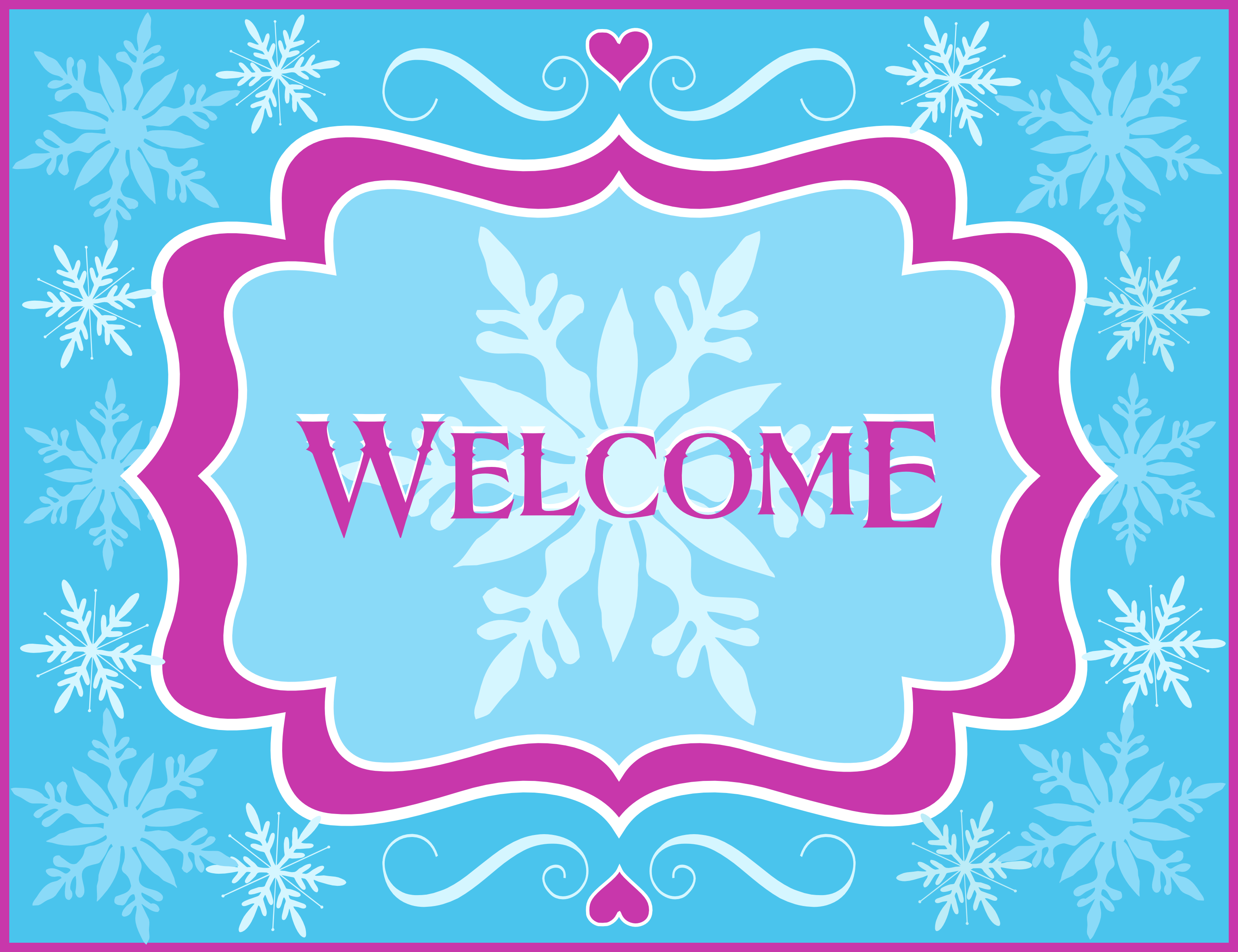 image regarding Frozen Free Printable titled No cost Frozen Social gathering Printables Capture My Social gathering