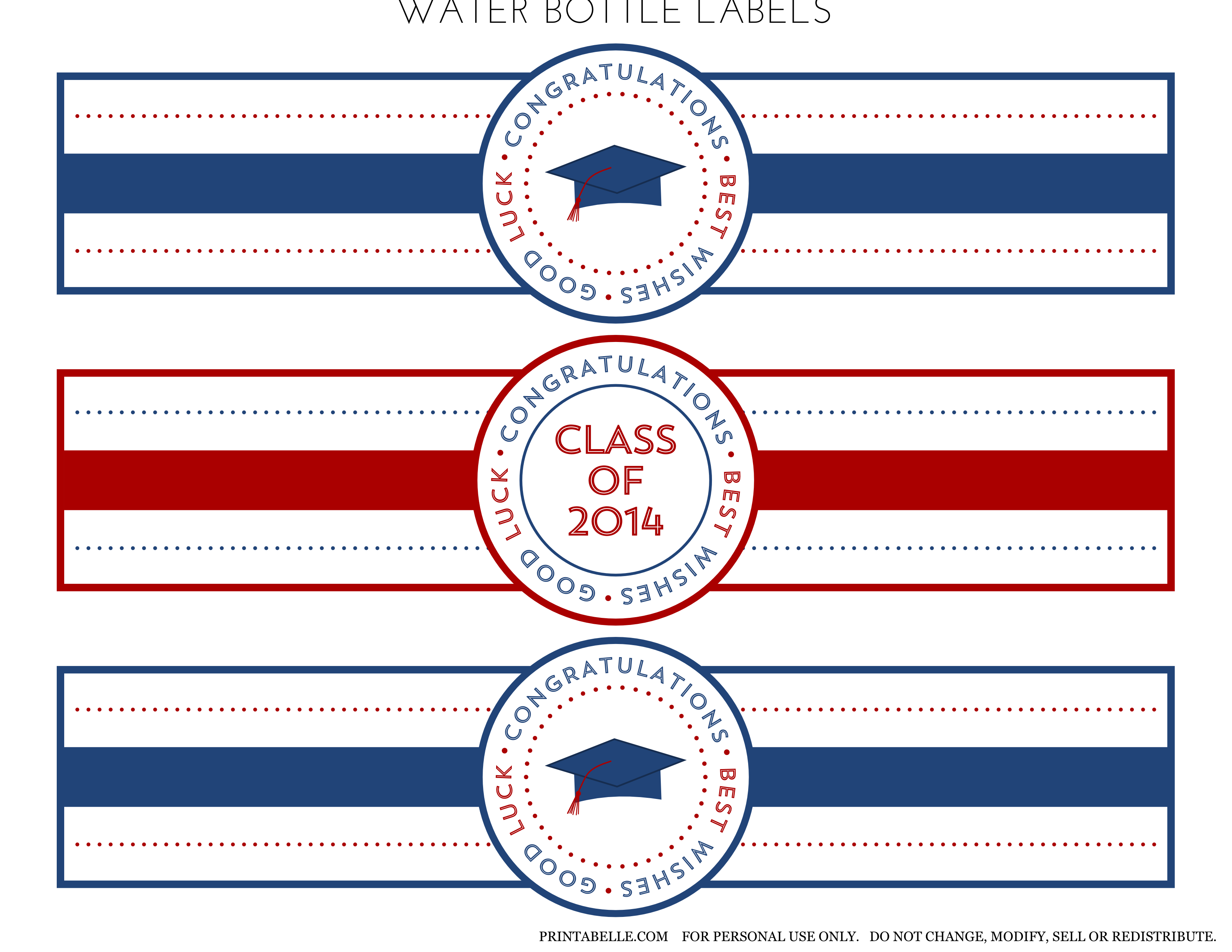 Graduation Party Ideas Free Printables Catch My Party ...