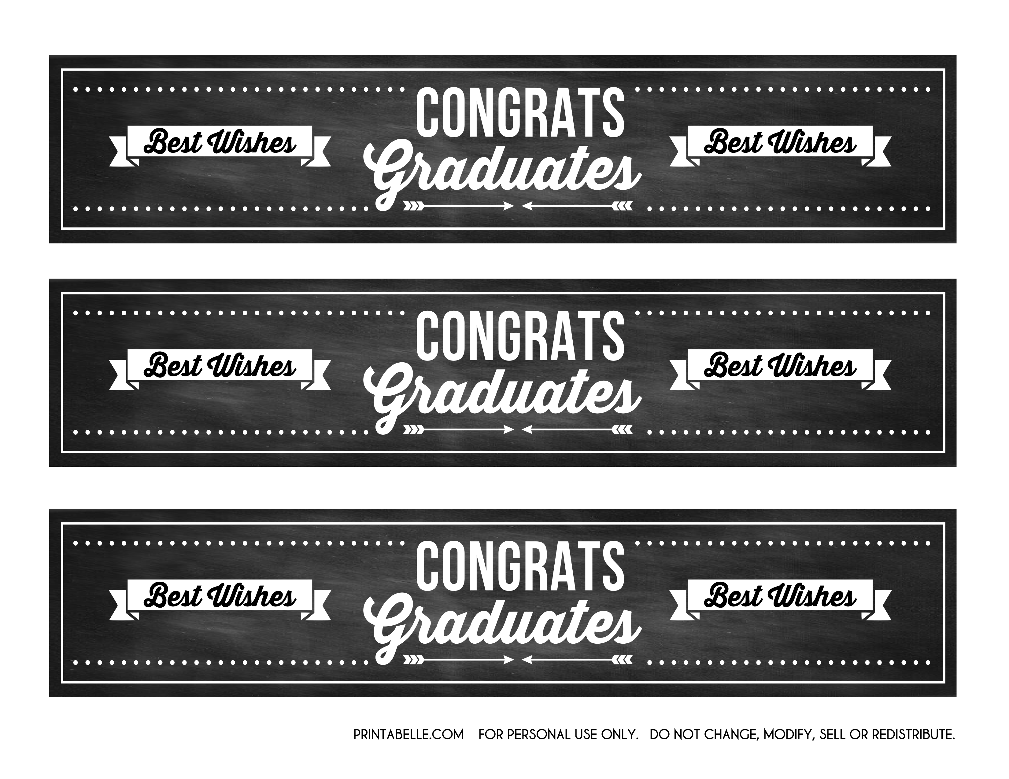 graphic relating to Free Graduation Printable identified as Obtain Such Cost-free Commencement Chalkboard Social gathering Printables