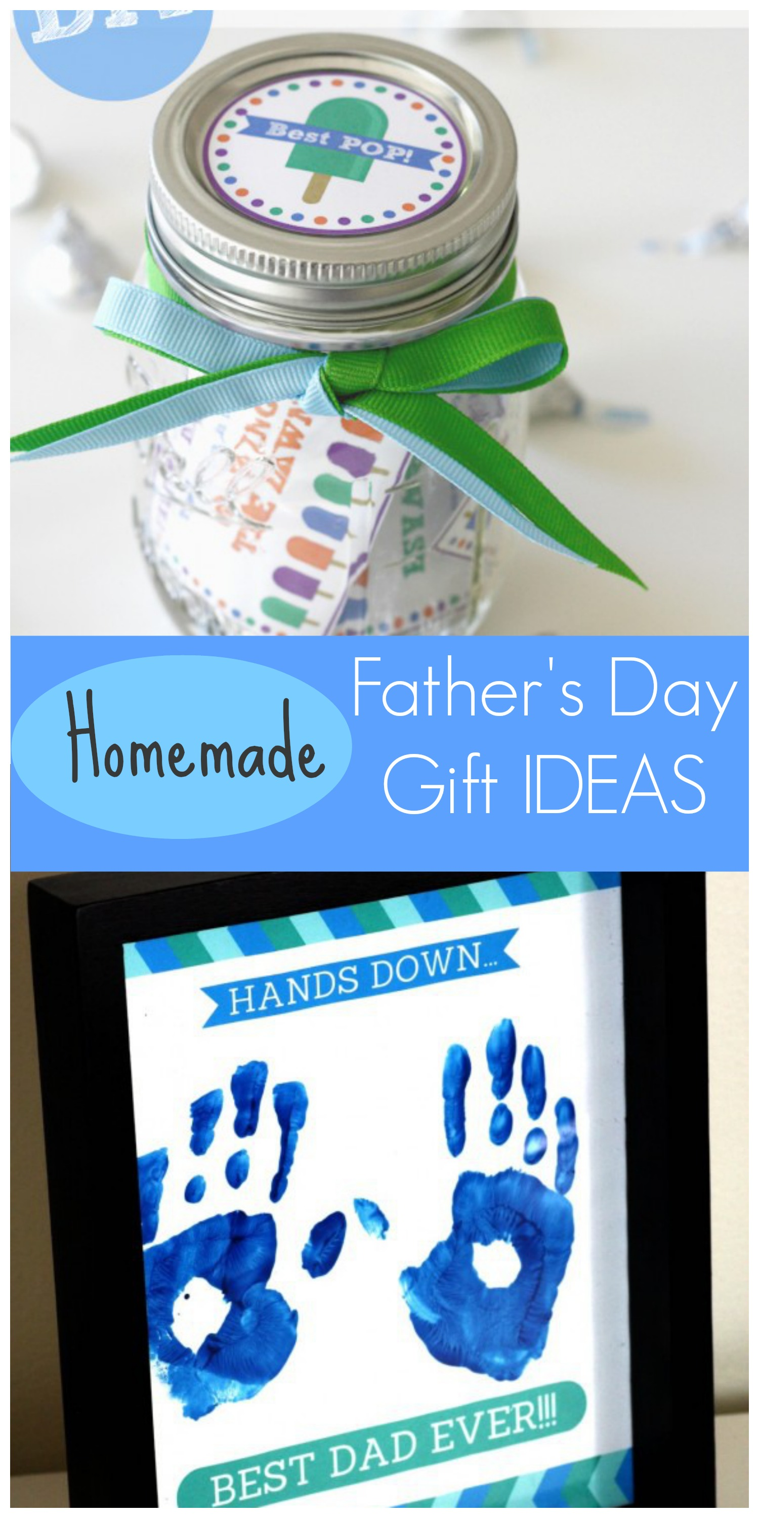 Last Minute Homemade Father S Day Gift Ideas For Kids Catch My Party