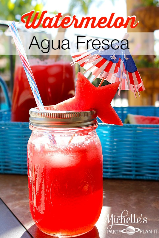 watermelon agua fresca to cool you down this summer? Aqua frescas ...