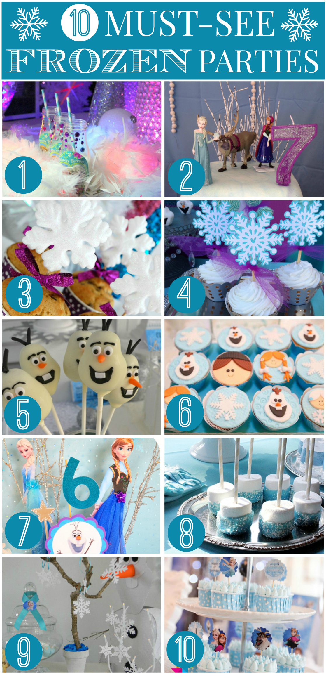 10 Must Have Makeup Palettes For 2017: Frozen Parties - 10 You Must See!