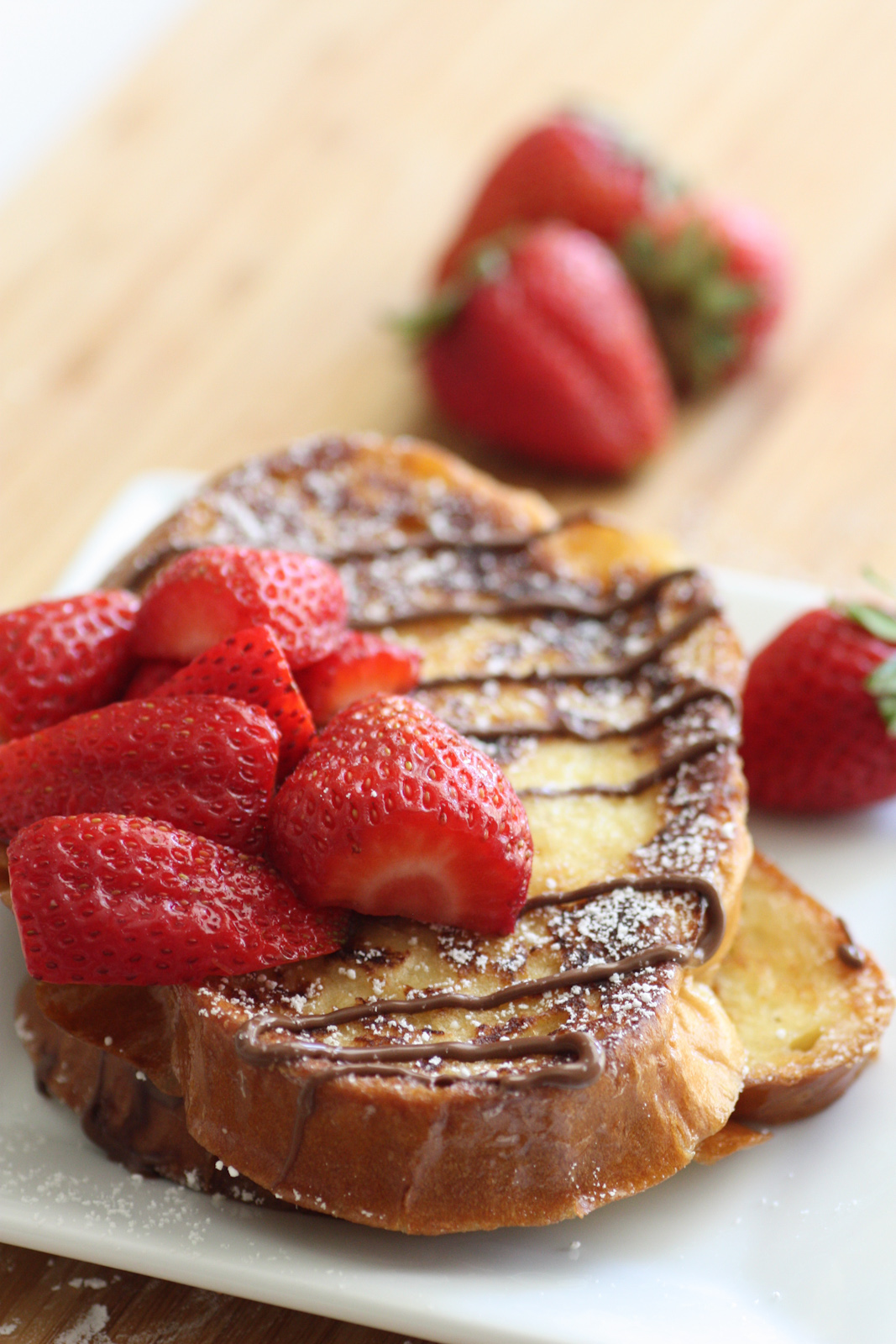 Summer Challah French Toast Recipe | Catch My Party