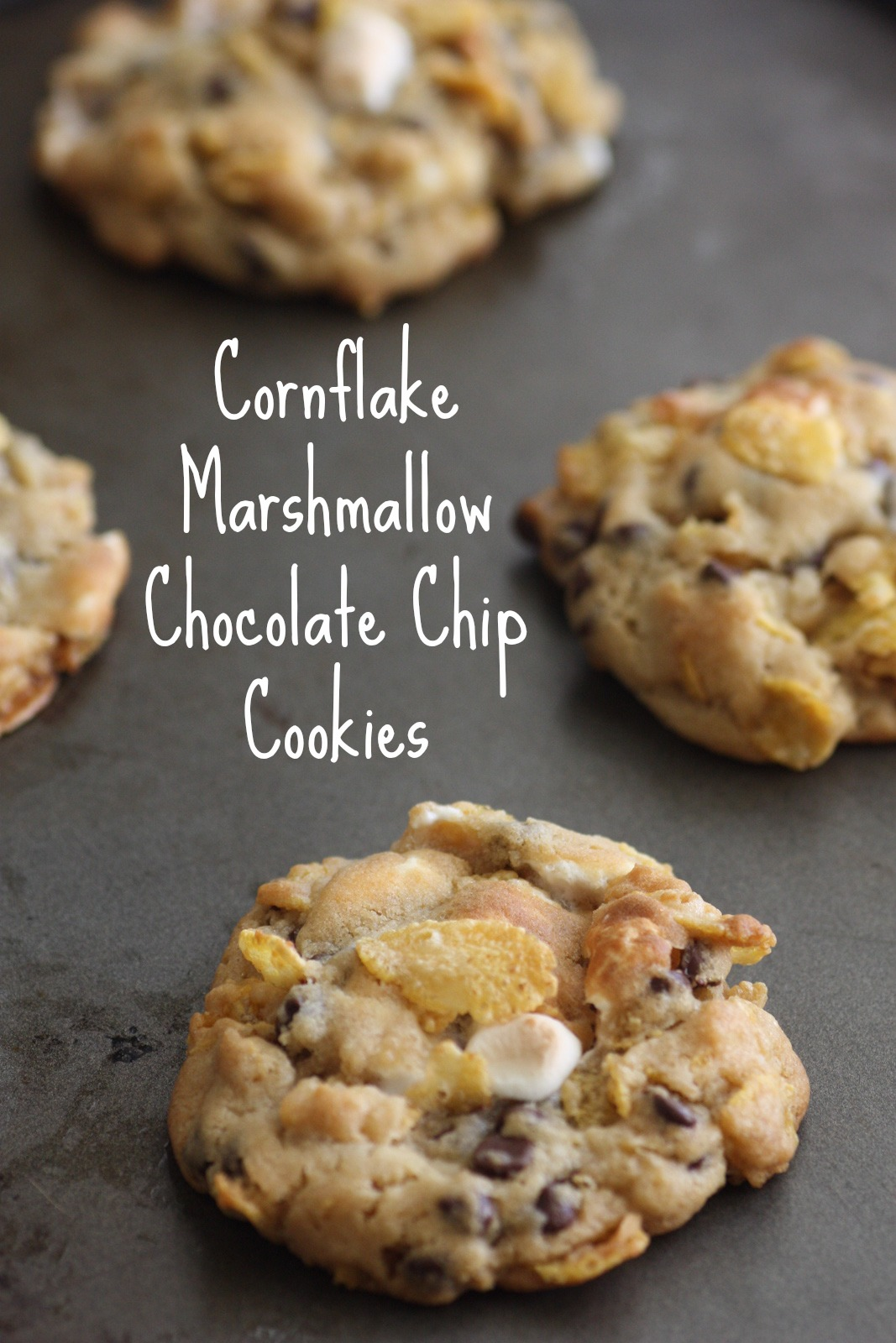... check out our cornflake chocolate chip marshmallow cookie recipe
