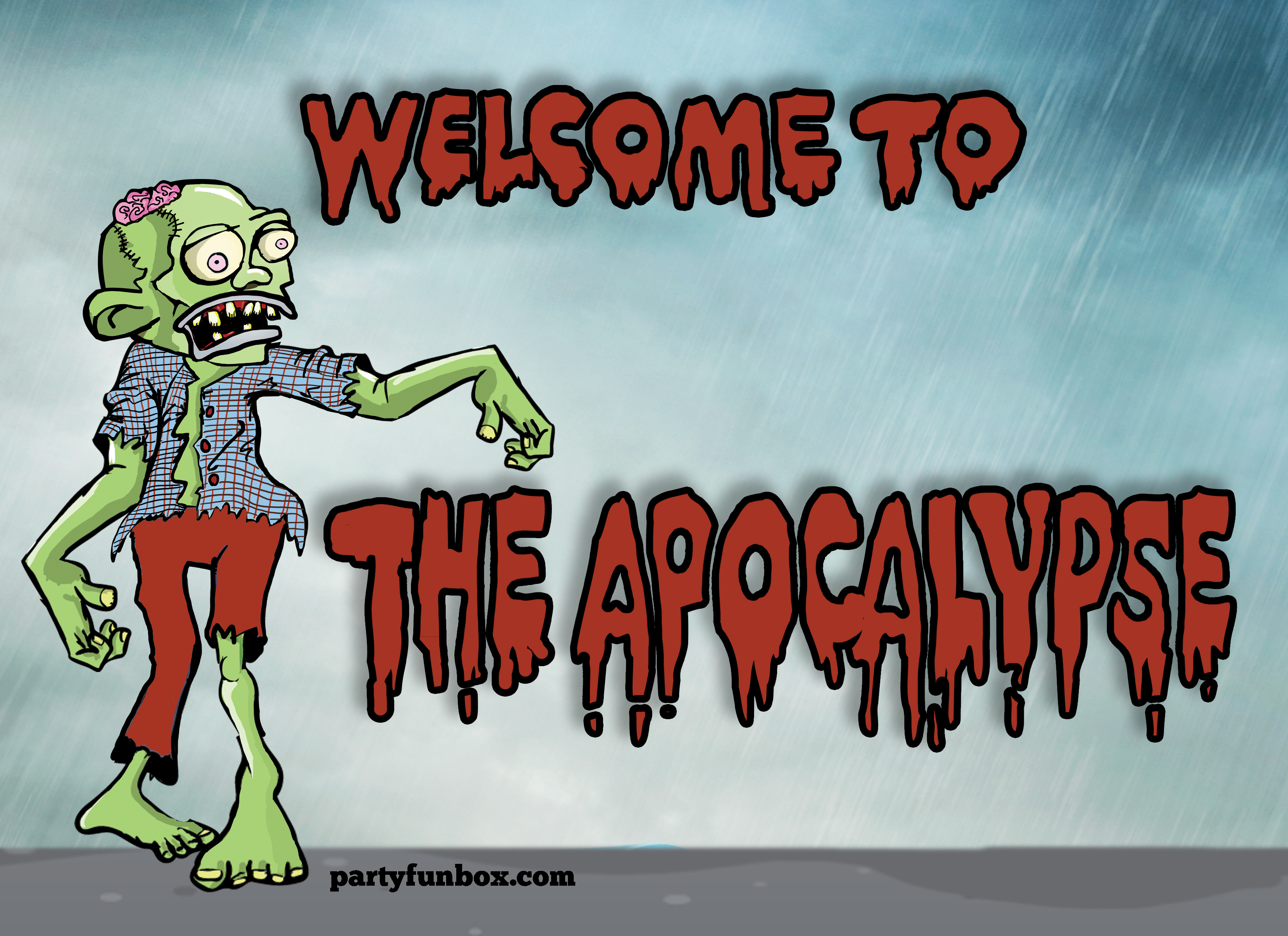 zombie free printable labels | just b.CAUSE