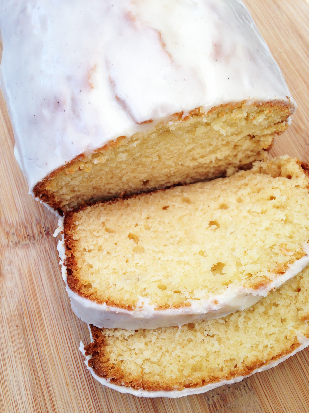 Eggnog Pound Cake Recipe Using Cake Mix