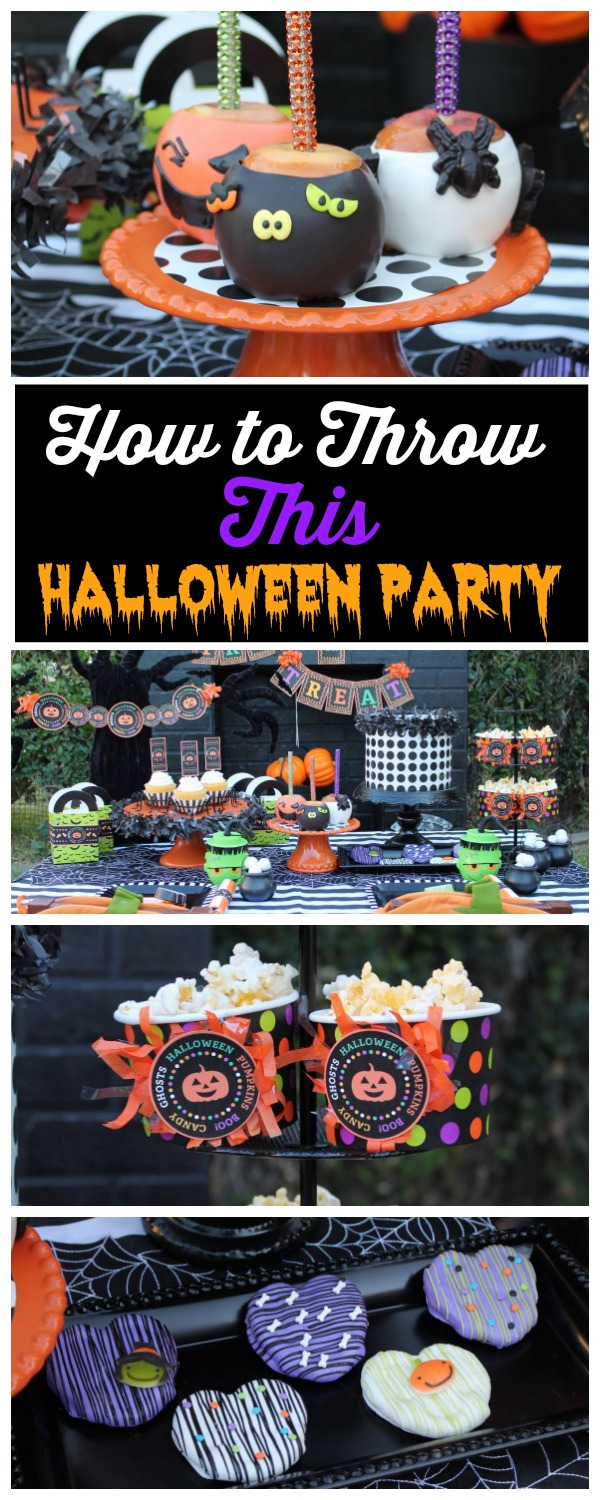 How to Throw a Toddler Halloween Party | Catch My Party
