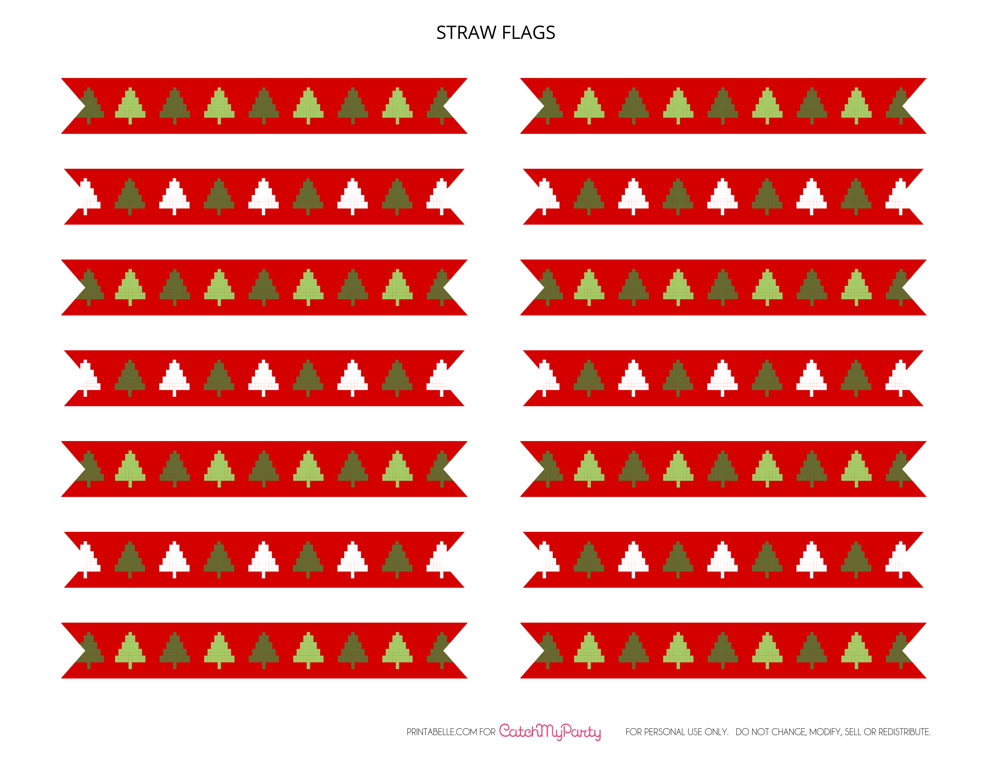 Free Ugly Sweater Party Printables Catch My Party