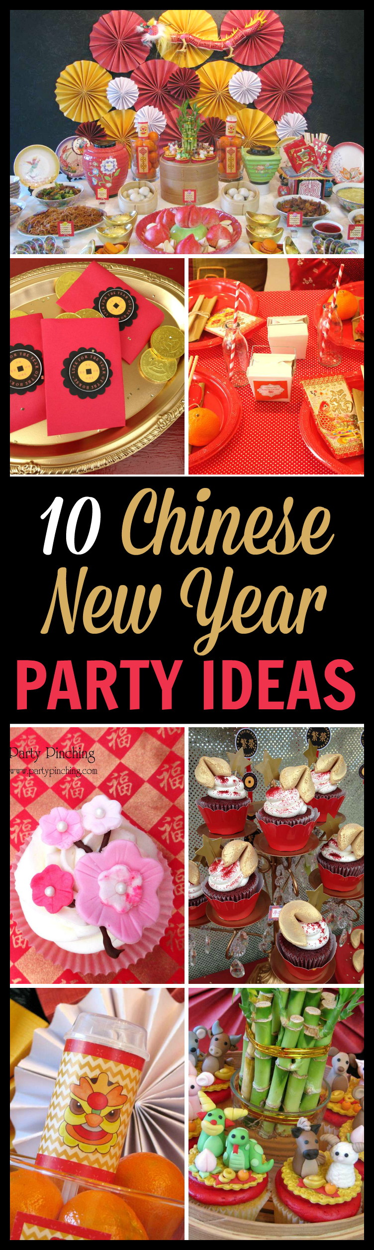 Chinese New Year Party Ideas | Catch My Party