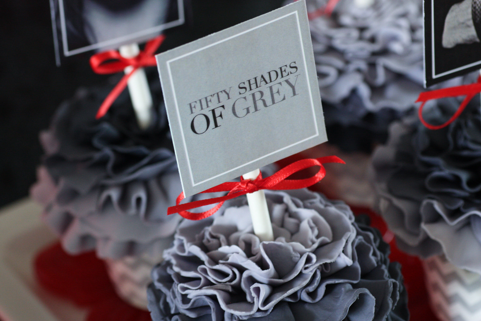 How To Host A Fifty Shades Of Grey Ladies Night Party Free Printables Catch My Party
