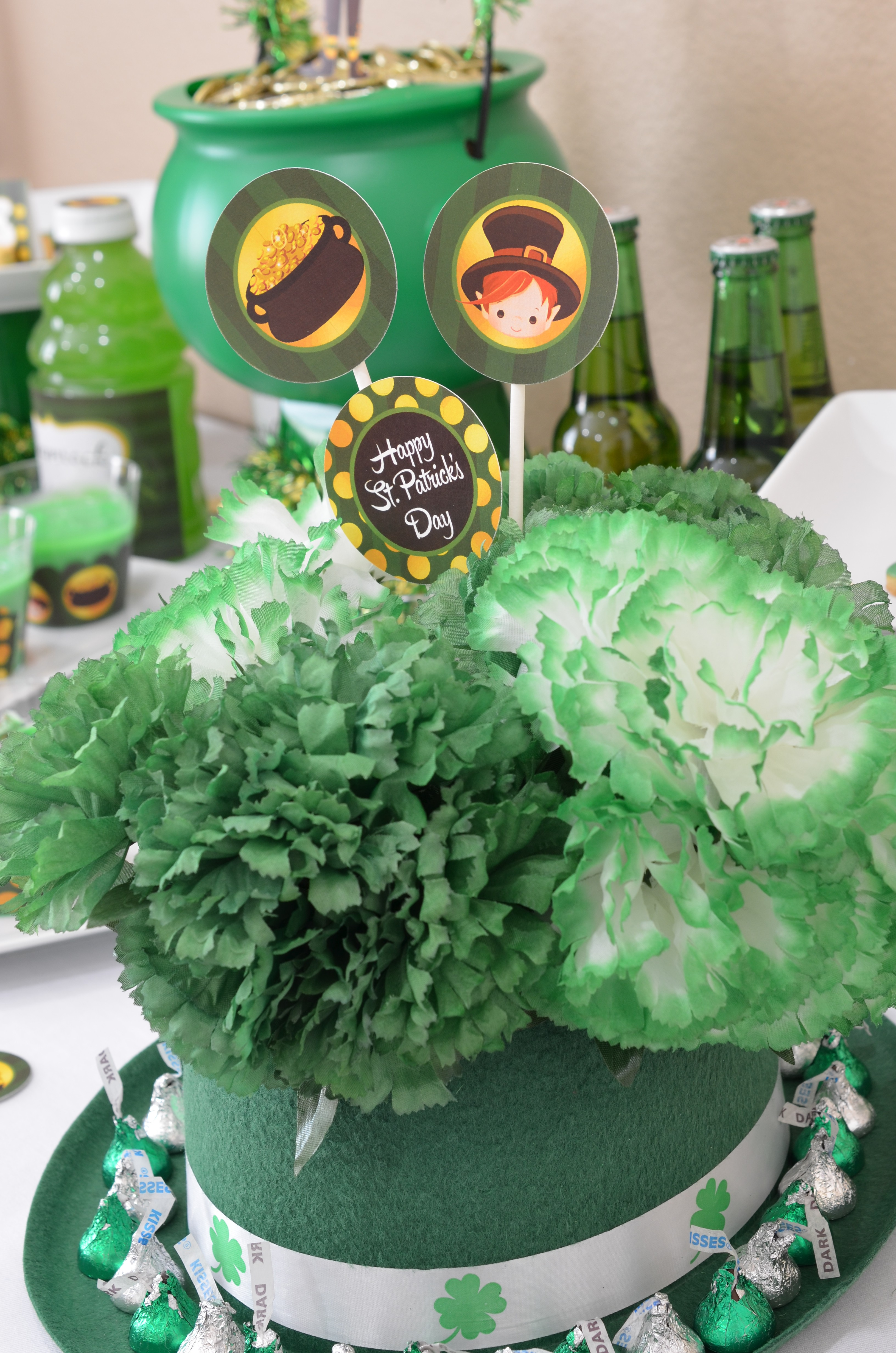 Free St Patrick S Day Party Printables Catch My Party